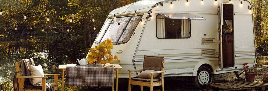 camping car à Saint-Étienne